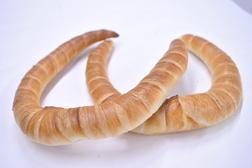 ゴッホの「つのパン」